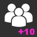 grups+10