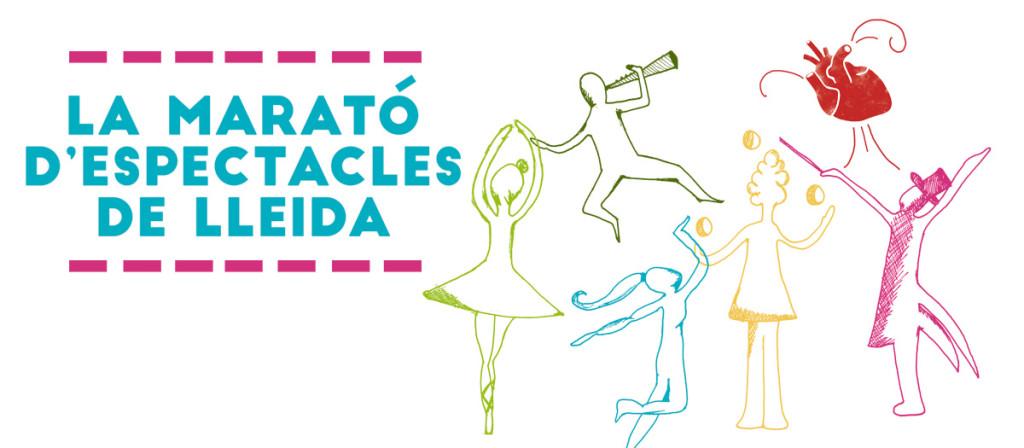 La maratón de espectáculos de Lleida 2014