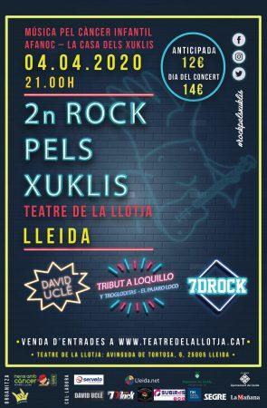 Rock pels Xuklis